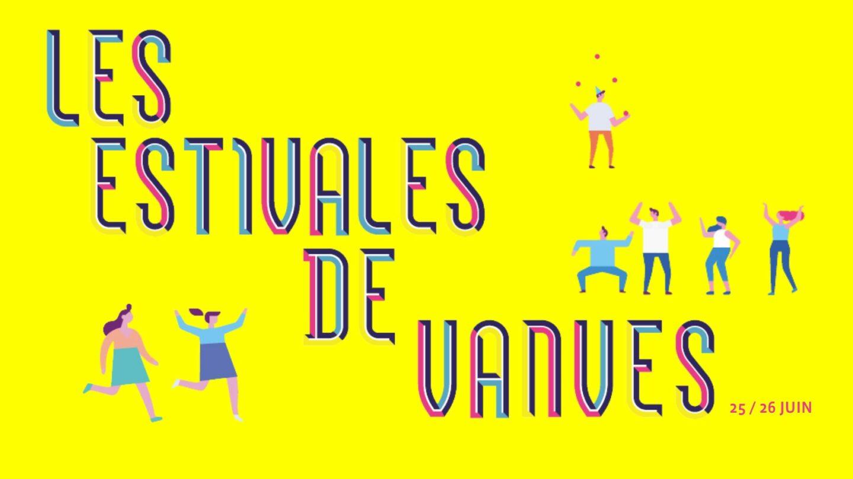 LES ESTIVALES DE VANVES · 25 & 26 JUIN